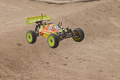 Radio controlled buggy Stock Images