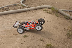 Radio controlled buggy Royalty Free Stock Photography
