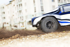 Radio controlled car Royalty Free Stock Photos