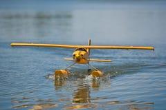 Radio controlled Hydroplane closeup Stock Photography