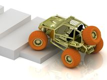 Radio-controlled model buggy Stock Photography