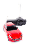 Radio controlled toy car Stock Images