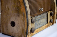 Radio d'ampoules Photographie stock