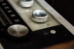 Radio de cru Image libre de droits