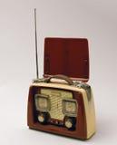 Radio de la antigüedad Fotos de archivo libres de regalías