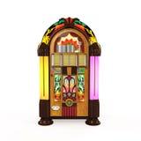 Radio de la máquina tocadiscos Foto de archivo libre de regalías