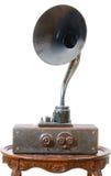 Radio de la vendimia Imagenes de archivo
