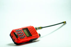 Radio de talkie-walkie Image stock