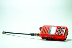 Radio de talkie-walkie Images stock