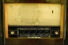 Radio de vintage images libres de droits