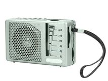 Radio del bolsillo  Imagen de archivo