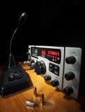 Radio del desastre Fotos de archivo libres de regalías