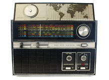 Radio del mondo Immagini Stock