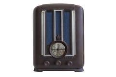 Radio del vintage Fotografía de archivo libre de regalías