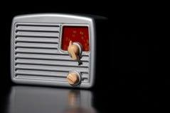 Radio dell'annata Fotografia Stock Libera da Diritti