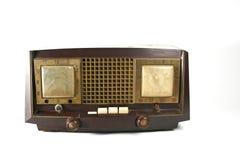 Radio dell'annata Immagini Stock Libere da Diritti