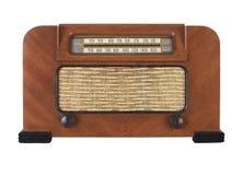 Radio dell'annata Fotografie Stock