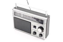 Radio dell'annata di FM immagini stock