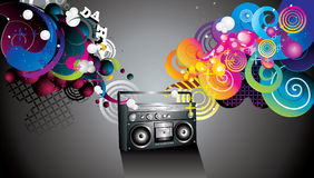 Radio device vector Stock Photography