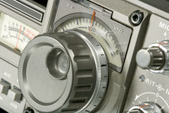 Radio dilettante Immagine Stock