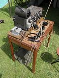 Radio equiptment Stock Afbeelding