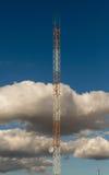 Radio esterna dell'antenna Fotografia Stock Libera da Diritti