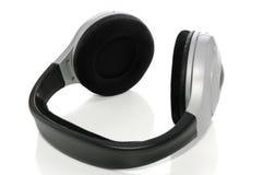 radio för white för clippinghörlurarbana Royaltyfri Fotografi