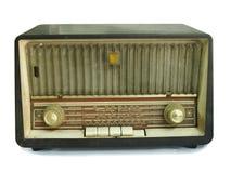 Radio formada vendimia Fotografía de archivo libre de regalías