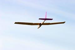 Radio gecontroleerd modelzweefvliegtuig Royalty-vrije Stock Fotografie