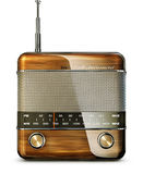 Radio icon Royalty Free Stock Photos