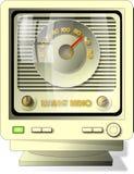 radio internetu royalty ilustracja