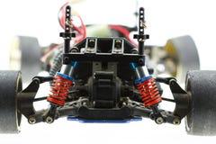 Radio-kontrollierte Motor- RC-Autos Buggy, Maschine des elektronischen Autos lizenzfreie stockfotos