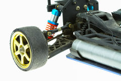 Radio-kontrollierte Motor- RC-Autos Buggy, Maschine des elektronischen Autos lizenzfreies stockfoto
