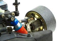 Radio-kontrollierte Motor- RC-Autos Buggy, Maschine des elektronischen Autos stockbild
