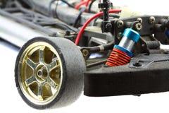 Radio-kontrollierte Motor- RC-Autos Buggy, Maschine des elektronischen Autos stockfotografie