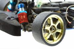 Radio-kontrollierte Motor- RC-Autos Buggy, Maschine des elektronischen Autos lizenzfreie stockfotografie