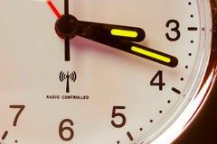 radio kontrolowany budzik fotografia stock