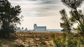 Radio Kootwijk Architecture building, Gelderland, Holland Royalty Free Stock Photography