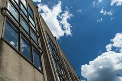 Radio Kootwijk, Hauptgebäude Stockbilder