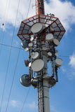 Radio mast Royalty Free Stock Images