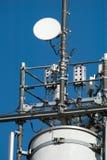 Radio mast Stock Photography