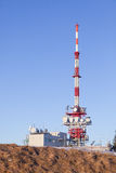 Radio Mast Stock Photo