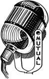 Radio Microphone Stock Images