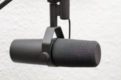 Radio microphone Royalty Free Stock Image