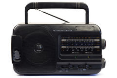 Radio from the nineties Royalty Free Stock Photography