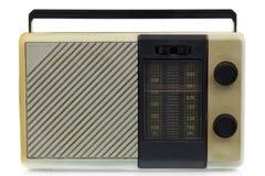 Radio od lata osiemdziesiąte Zdjęcia Royalty Free
