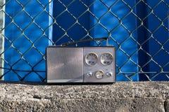 Radio outside Royalty Free Stock Photos