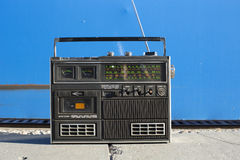Radio outside Stock Images