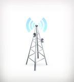 Radio, pictogram Stock Foto