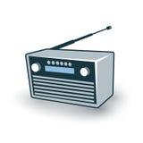 Radio player Stock Image